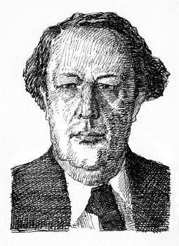 «Буратино» А.Н. Толстой | тушь, перо